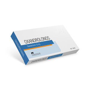 Oxandrolone (Anavar) 10mg (50 pills) online by Pharmacom Labs