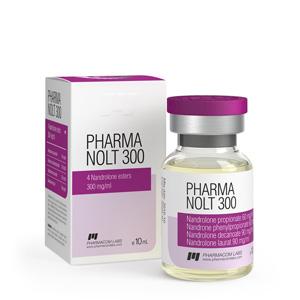 Nandrolone Propionate, Nandrolone Phenylpropionate, Nandrolone Decanoate, Nandrolone Laurate 10ml vial (300mg/ml) online by Pharmacom Labs