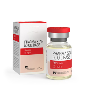 Stanozolol injection (Winstrol depot) 10ml vial (50mg/ml) online by Pharmacom Labs