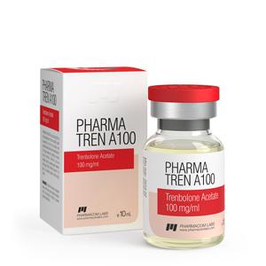 Trenbolone Acetate 10ml vial (100mg/ml) online by Pharmacom Labs