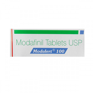 Modafinil 100mg (10 pills) online by Indian Brand