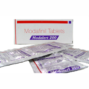 Modafinil 200mg (10 pills) online by Indian Brand