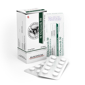 Oxymetholone (Anadrol) 50mg (50 pills) online by Magnum Pharmaceuticals