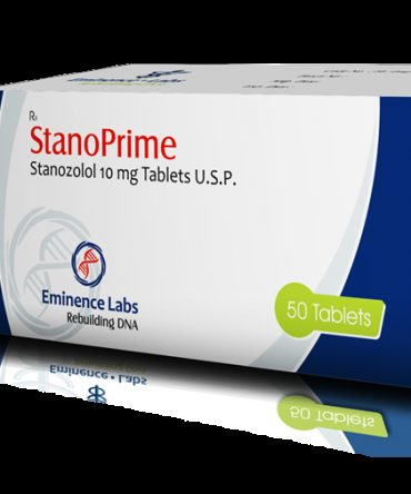 Stanozolol oral (Winstrol) 10mg (50 pills) online by Eminence Labs