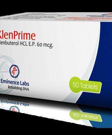 Clenbuterol hydrochloride (Clen) 60mcg (50 pills) online by Eminence Labs