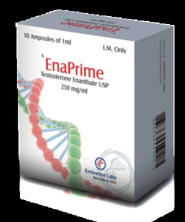 testosterone enanthate 10 ampoules (250mg/ml) online by Eminence Labs