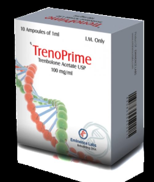 Trenbolone Acetate 10 ampoules (100mg/ml) online by Eminence Labs