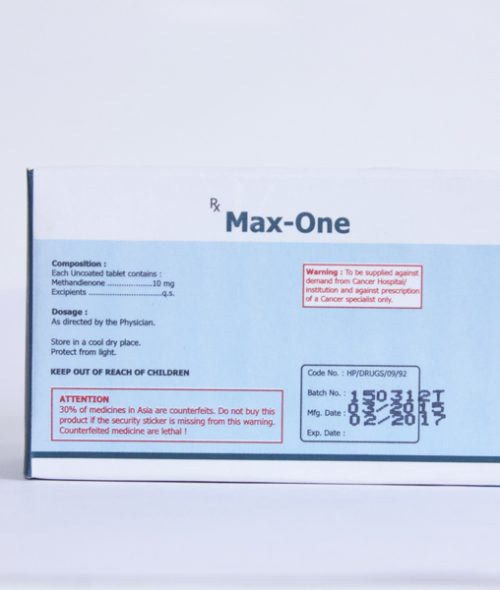 Methandienone oral (Dianabol) 10mg (100 pills) online by Maxtreme