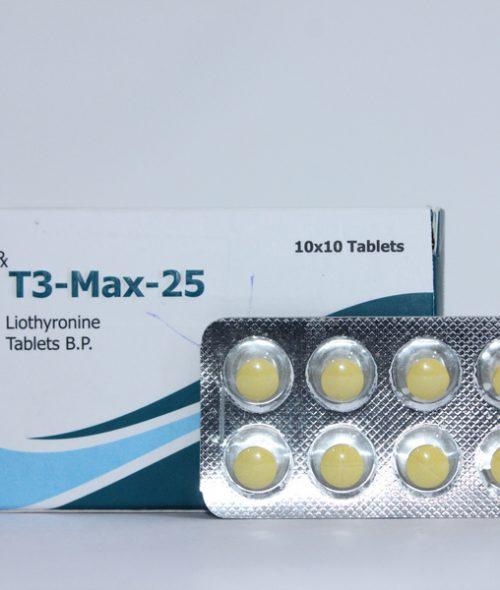 liothyronine (T3) 25mcg (50 pills) online by Maxtreme