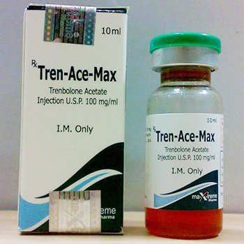 Trenbolone Acetate 10ml vial (100mg/ml) online by Maxtreme