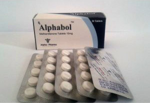 Methandienone oral (Dianabol) 10mg (50 pills) online by Alpha Pharma