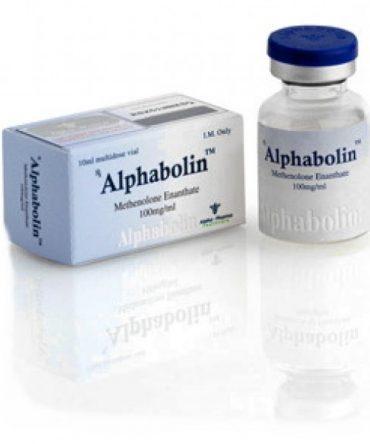 Methenolone enanthate (Primobolan depot) 10ml vial (100mg/ml) online by Alpha Pharma