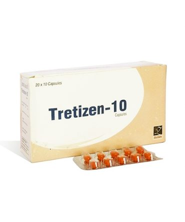 Isotretinoin (Accutane) 10mg (10 capsules) online by Zenlabs