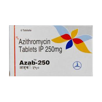 Azithromycin 250mg (6 pills) online by Parth