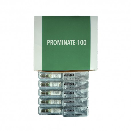 Methenolone enanthate (Primobolan depot) 10 ampoules (100mg/ml) online by BM Pharmaceuticals