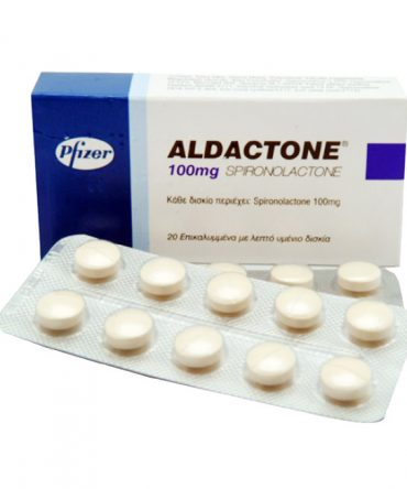 Aldactone (Spironolactone) 100mg (30 pills) online by RPG