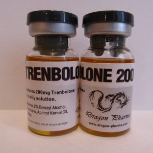 trenbolone enanthate 10 mL vial (200 mg/mL) online by Dragon Pharma