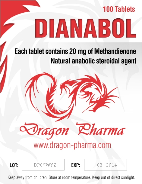 Buy Dianabol Online with Credit Card Dbol by Dragon Pharma USA