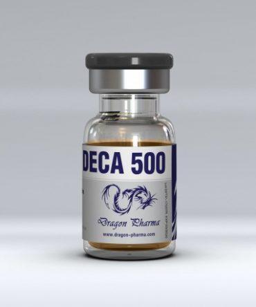 Nandrolone decanoate (Deca) 10 ml vial (500 mg/ml) online by Dragon Pharma