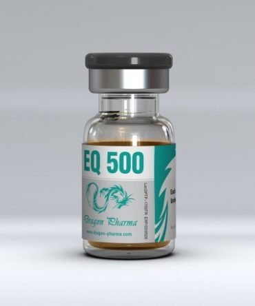 Boldenone undecylenate (Equipose) 10 ml vial (500 mg/ml) online by Dragon Pharma