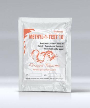 Methyldihydroboldenone 100 tabs (10 mg/tab) online by Dragon Pharma