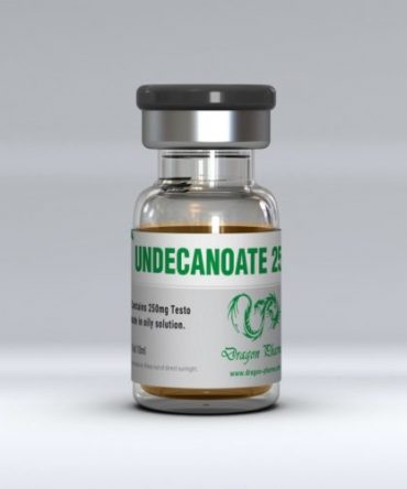 testosterone undecanoate 10 ml vial (250 mg/ml) online by Dragon Pharma
