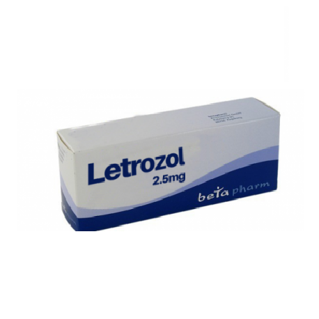 Letrozole 2.5mg (10 pills) online by Cipla