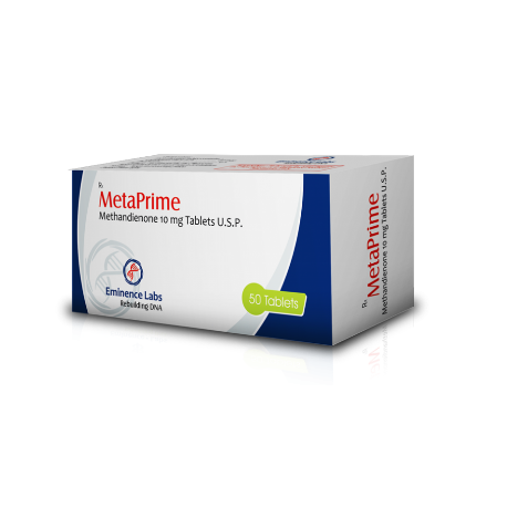 Methandienone oral (Dianabol) 10mg (50 pills) online by Eminence Labs