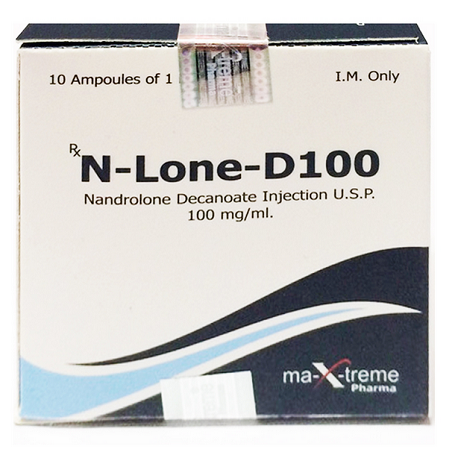 Nandrolone phenylpropionate (NPP) 10 ampoules (100mg/ml) online by Maxtreme