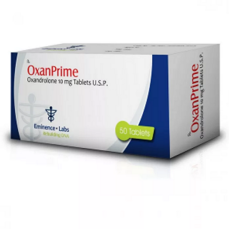 Oxandrolone (Anavar) 10mg (50 pills) online by Eminence Labs