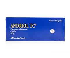 andriol testosterone undecanoate capsules