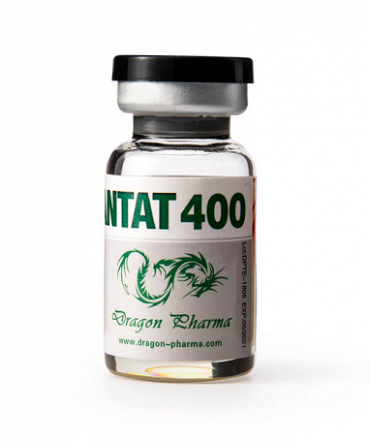 testosterone enanthate 10 ml vial (400 mg/ml) online by Dragon Pharma