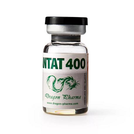 testosterone enanthate 10 ml vial (400 mg/ml) online by Dragon Pharma